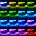 Tira de LED azul 22W 120SMD5050