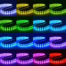 Bande LED bleue 22W 120SMD5050