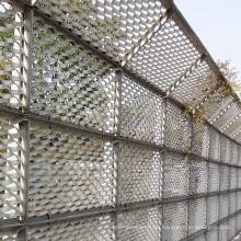 Alta calidad de alta seguridad de metal expandido / Galvanizado en polvo recubierto de metal expandido / malla de malla de metal diamante hecho en China venta caliente