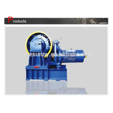 Cheap hot sale geared worm traction machine motor