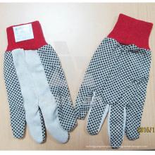 Latex Handschuh PVC DOT Arbeitshandschuh