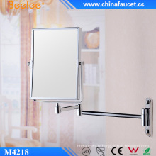 Miroir compact décoratif 3X rectangle double face 8 ′