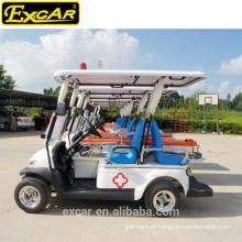 Carro elétrico da ambulância da venda quente de EXCAR com certificado do CE