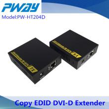DVI-D Extender Over Single CAT6