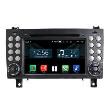 Reproductor de DVD para coche Android 10 para Mercedes-Benz SLK