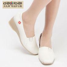 Alta qualidade china por atacado sapatos respirável enfermeira sapatos
