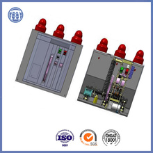 IEC Standard 12kv DC Indoor High-Voltage Vmv Vacuum Circuit Breaker