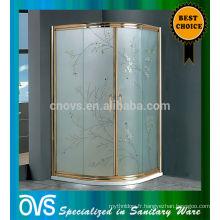 salle de bains sanitaires trempe verre couleur modèle salle de douche k7823