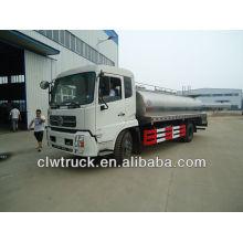 Dongfeng 12000L to 15000L milk tanker,milk tanker truck