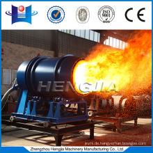 Industrie-Asphalt-Pflanze-Kessel pulverisiert Kohle-Teer-Öl-Brenner