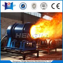 Industry asphalt plant boiler pulverized coal tar oil burner