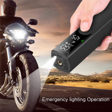 Mini Intelligent Inflation Bike Pump for Bike Tire
