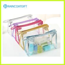 Wholesale Transparent Plastic Cosmetic Bag Rbc-020