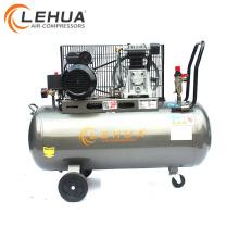 100L high pressure mini portable gas air compressor