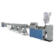 PPR/PE Pipe Extrusion Line / Plastic Pipe Extruder Machine