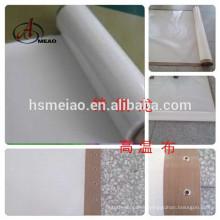 High temperature PTFE coated fiber glass fabric and cloth