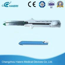 Grapadora quirúrgica cortadora de un solo uso