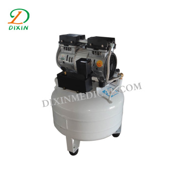 medical dental oil free ultra silent air compressor