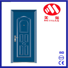 Входные Двери С Порошковым Покрытием Стали Главная Безопасность Входная Дверь
