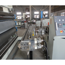 PS/PP/PE/ABS/PMMA/PC Plastic Sheet Extrusion Production Line