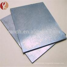 Hot sale good tantalum metal prices for tantalum plate