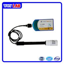 Interfaz USB del laboratorio digital sin sensor de pH de la pantalla