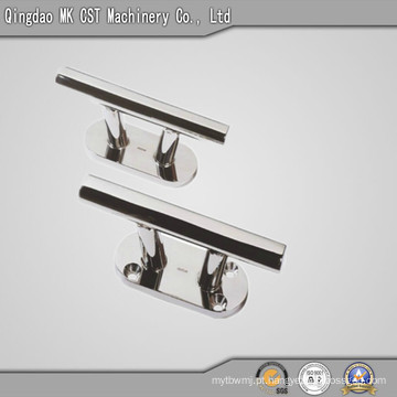 Die Cast Alumínio Gabinete Porta Bar com Electroplated