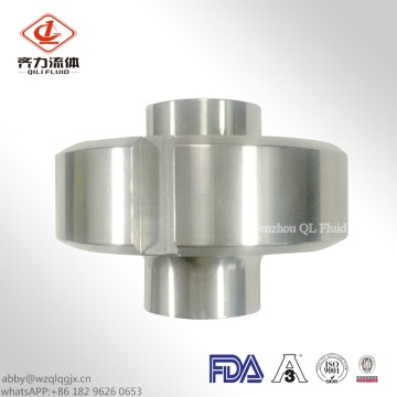 Garis Nut Bulat Union Fitting Fitting Union