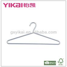 Aluminium hanger for shirt
