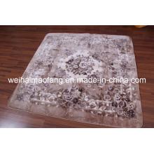 Raschel Mink Polyester Shaggy Decoration Carpet (NMQ-CPT013)
