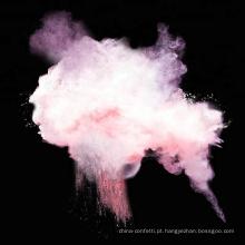 Uso do pó de Holi do fumo do partido do partido de Holi para o partido da corrida da cor