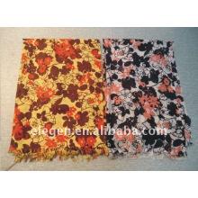 Bufanda de mezcla de impresión