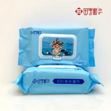 Soft Touch alkoholfreie sanitäre Hautpflege Feuchttücher