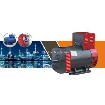 St Single Phase a. C. Synchronous Generators From 2kw to 20kw