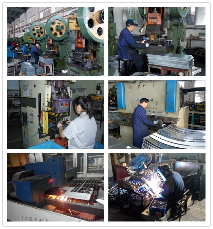 metal stamping part prodction