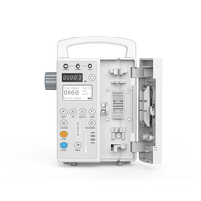CE ISO Approved Medical Portable Automatic IV Infusion Pump for ICU/CCU Electric Free Spare Parts Examination Therapy Equipments