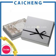 Boîte de boîte de cadeau de cadeau de Noël de qualité Emballage de cosmétiques