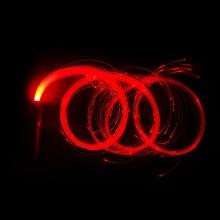 LED Fiber Optic Space Whip For Dance