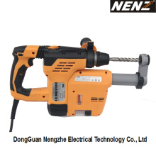 Nz30-01 Patented Drilling Tool -Rotary Hammer with Dust Extractor