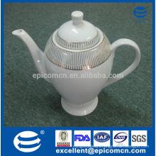 ceramic kettle high grade ceramic teapot factory