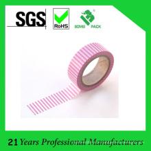 Venda quente personalizado fita de papel decorativo (KD-165)