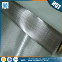 20 45 50 75 100 Malla 0.5 mm Nicrome 80 20 alambre Malla de malla de alambre de níquel / tela