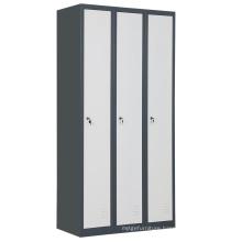 Steel Locker Shelf Sports Wardrobe Metal Cabinet for School