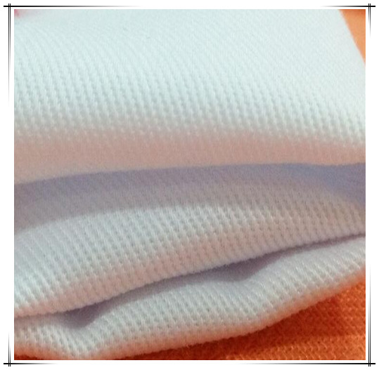 TC 80 20 Woven Twill Bleach White Fabric
