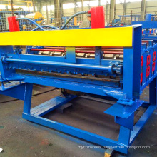 metal sheet coil slitting machine
