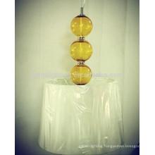 New Design Simple Decorative Glass Ball Pendant Lamp