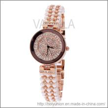 Bracelet Bijoux d'Imitation VAGULA avec horloge (Hlb15664)