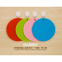 Fashion Colorful Silicone Coasters and Placemats for Kitchenware