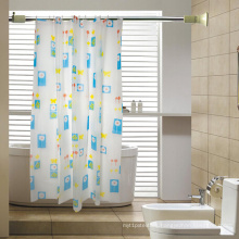 Fashion Pattern Polyester Shower Curtain