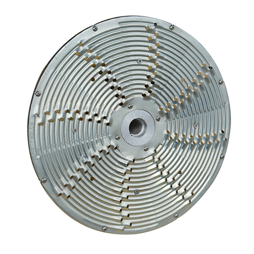 Round wire cutter disc